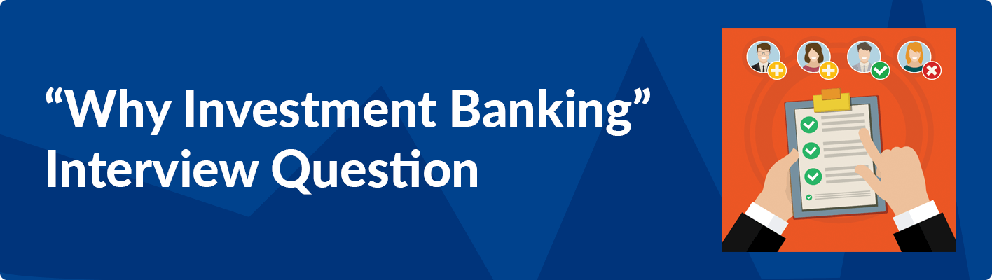 Why Investment Banking Interview Question (Stop Doing THIS In 2019)